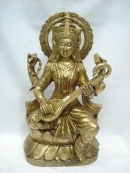 Saraswati Ji Statue