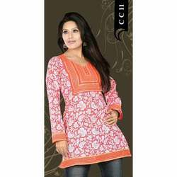 Ladies Kurti Tops