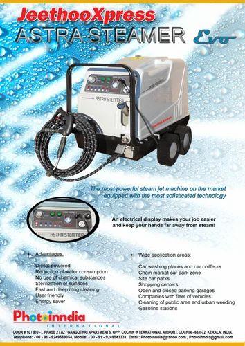 Car Wash At Rs 200000 Piece Steam Car Washer Id 3473903488