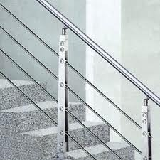 Stainless Steel Design Staircase