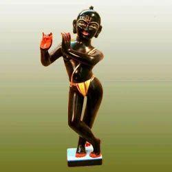 Marble Radha Krishna Statue Black Marble Krishna Murti