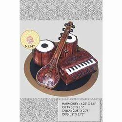 Fibre Veena Taal Gifts