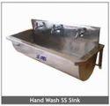 Hand Wash SS Sink