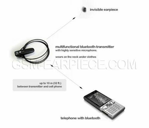 Super Mini Hidden Spy Ear Piece Bluetooth - Mega Systems