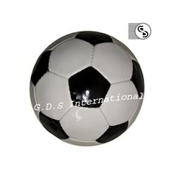 Black and White Soccer Ball