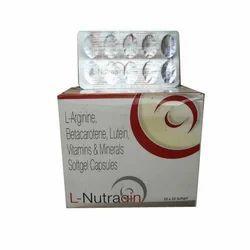 L-Arginine Softgel Capsules
