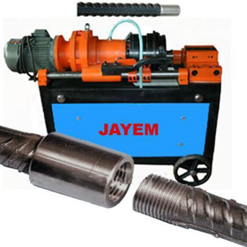 Re Bar Thread Rolling Machine Exporter From Noida