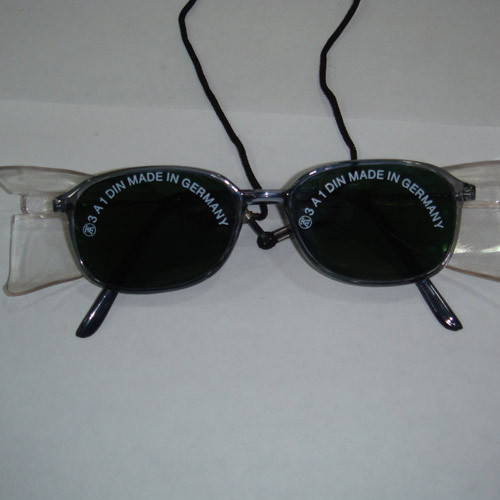 Powered Anti Spatter Glasses