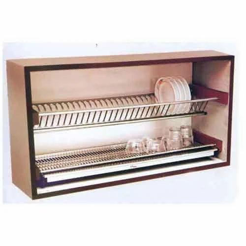 Glass plate tray plate tray racks wholesaler from delhi - Rack para platos ...