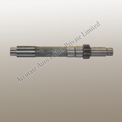Multi Gear Shafts