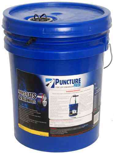 Puncture Free  High Speed Tyre Sealant