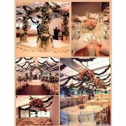 Chunni Decoration Tent