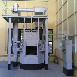 Shot Peening Machine