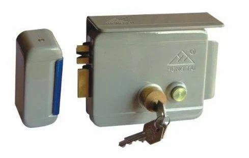 Stainless Steel Vdp Electric Lock Electric Rim Lock