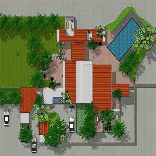 Farm house designs plans india house plan 2017 for Farm house model
