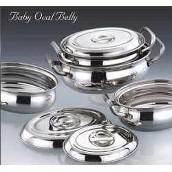 Stainless Steel Serving Utensils Set