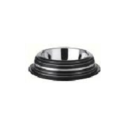 Silver Touch Anti Skid Dog Bowls