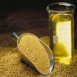 Crude Soyabean Oil