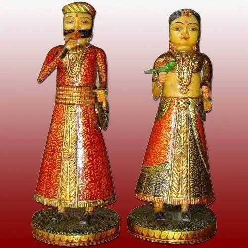 Decorative Bone Figures
