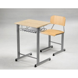 Study Chair With Table