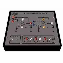 Op Amp As Adder & Subtractor Trainer