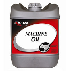 Machine Oils