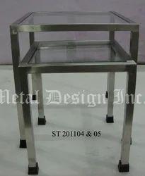 Steel Side Tables