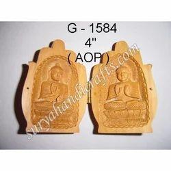 Wooden Namaste