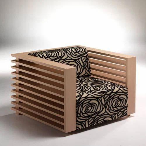designer slotted arm chair home furniture new delhi vibgyor