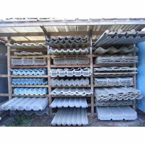 Frp Translucent Roofing Sheets 1 10mm Rs 25 Square Feet Sadhana Fibre Glass Industries Id 1180842488
