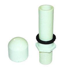 GK Pasted Type UPVC Endcap, Size: 1/2 inch to 2 inches, for Plumbing Pipe