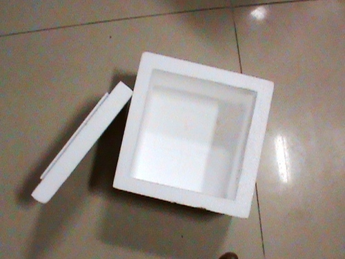 White Insulated Shipping Boxes