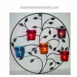 Decorative Glass Votive Holder