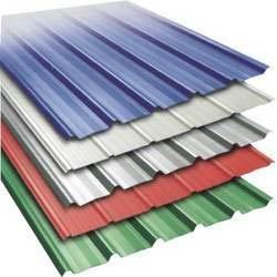 Roofing Sheets Tata Bluescope Color Bond Roofing Sheet