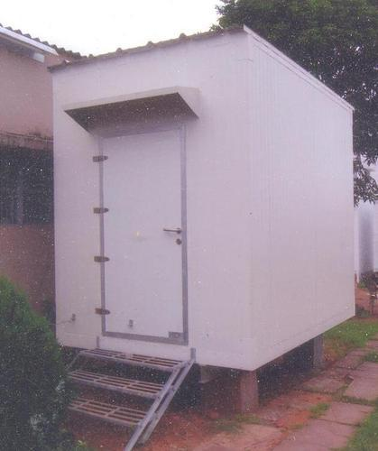Telecommunications Huts: Telecom Shelters, Prefabricated Houses & Structures