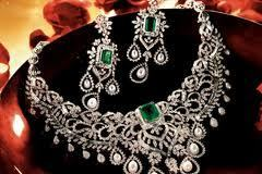 Real Diamond Wedding Har, Diamonds & Diamond Jewels | Mayura