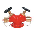 Double Control Fire Fighting Hydrant Valves