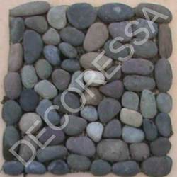 River Pebbles Mosaic