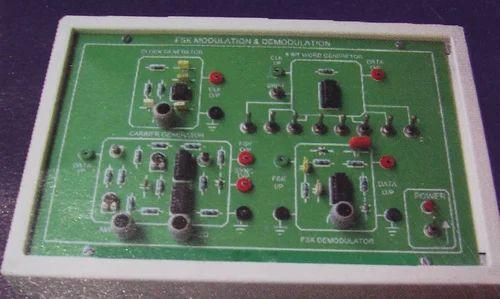 Frequency Shift Keying Modulation & Demodulation - Texla