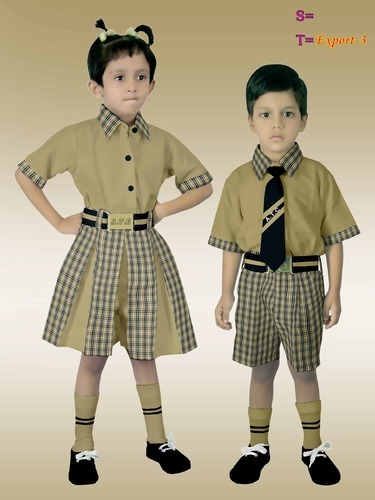 School Uniforms - Int School Uniforms Manufacturer from Mumbai