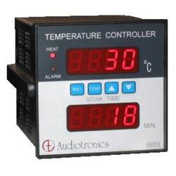 Autoclave Temperature Controller with Soak Time