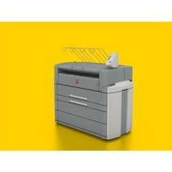 Printing From Oce TDS750 Printer