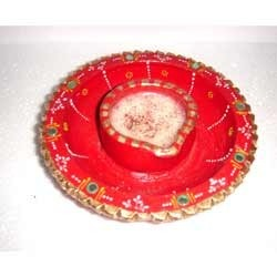 Matka With Plate - View Specifications & Details of