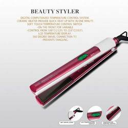 Professional Hair Straightening Iron