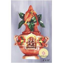 Decorative Kalash Statue