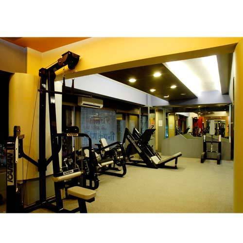 Gym Interior Fitness Design And: Commercial Designing Services