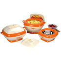 Insulated Hot Pot Set
