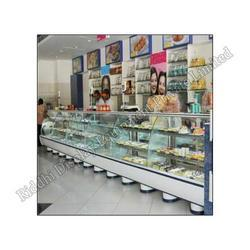 Fast Food Counter Design India