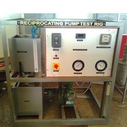 Reciprocating Pump Test Rig