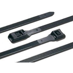 Cable Ties With Low Profile Head